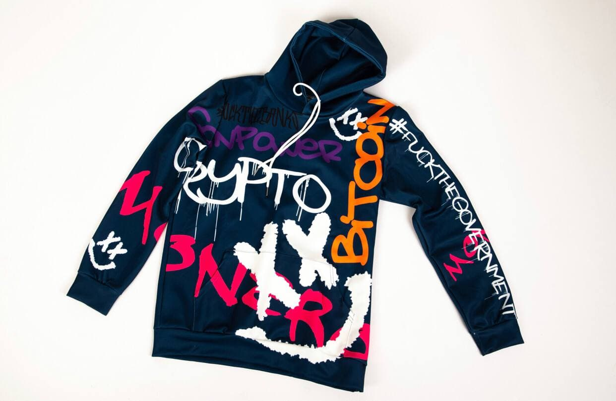 Crypto Hoodie | Coinpower