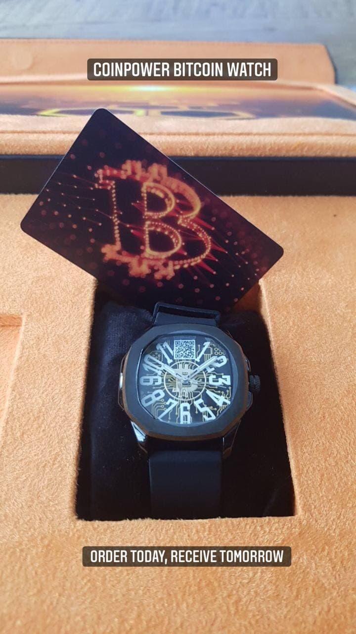 Coinpower - Bitcoin Crypto Watch